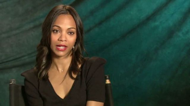 Zoe Saldana Talks About What Makes Cataleya In Colombiana