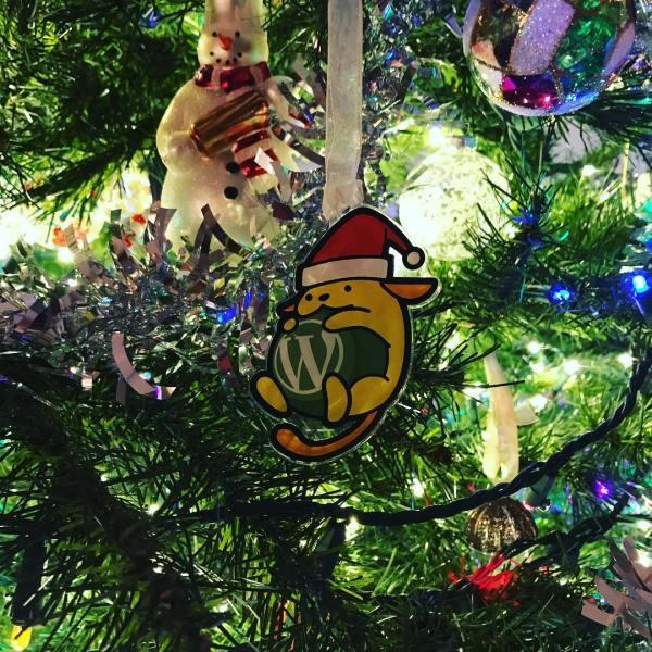 Merry Christmas, Wapuu!