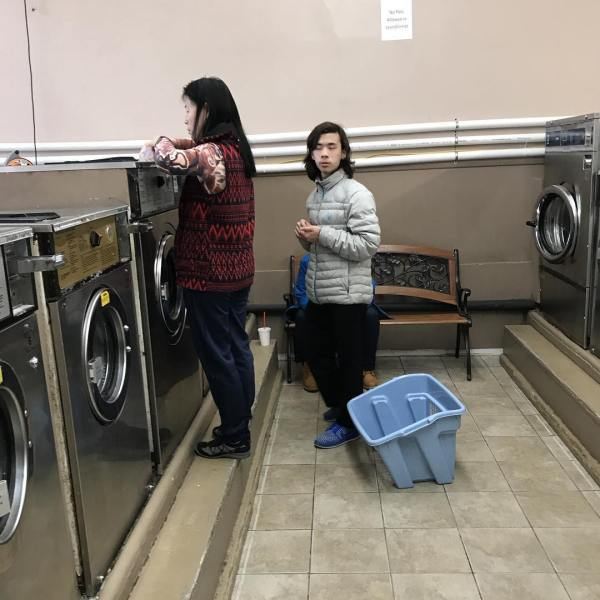 Laundry lessons