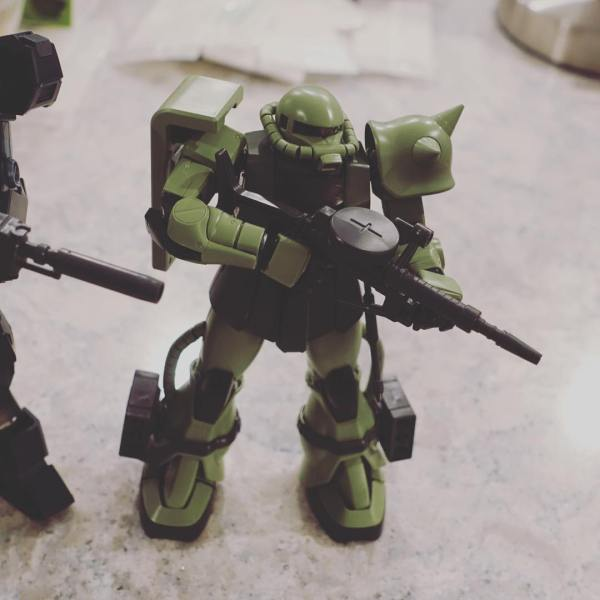MS-06J Zaku II Ground Type