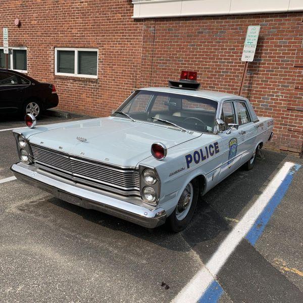 1965 Ford Custom 500 w/Police Interceptor Package