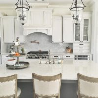 white french country kitchen - Design Decoration