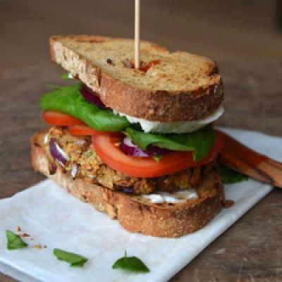 Tuna Sandwich - Click for recipe