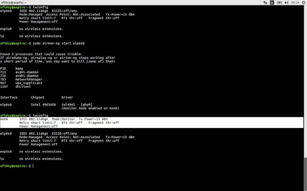 Basic Shell commands in Linux