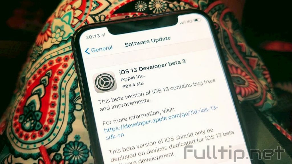 Apple released iPadOS and iOS 13 Developer beta 3