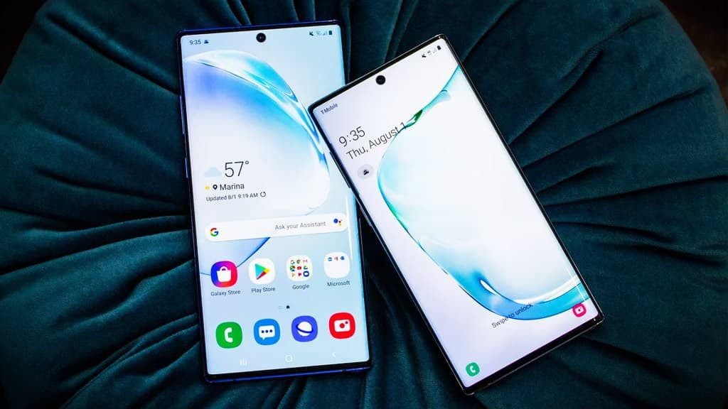 Galaxy Note 10 Live Wallpapers