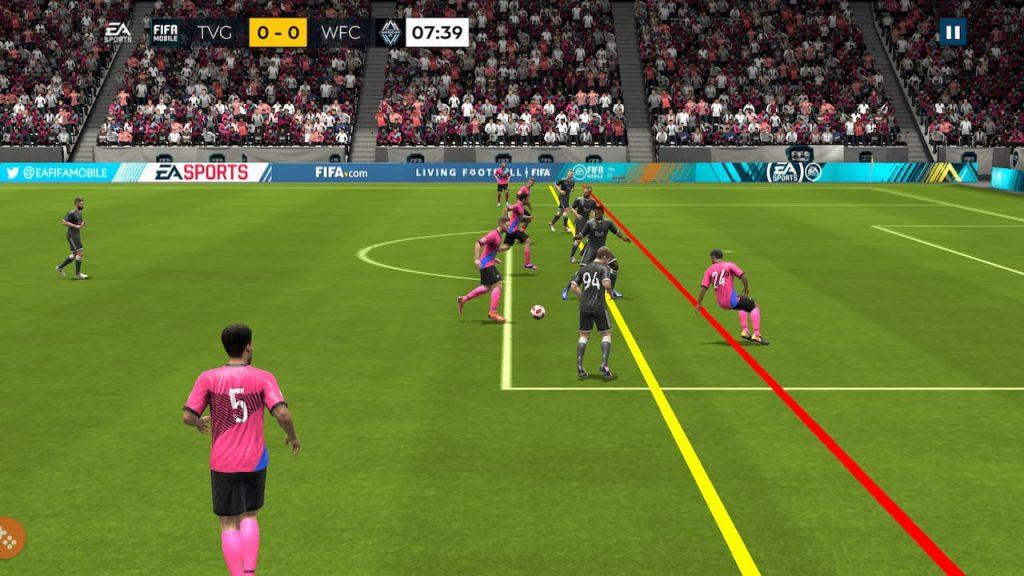 FIFA 2020 Mobile