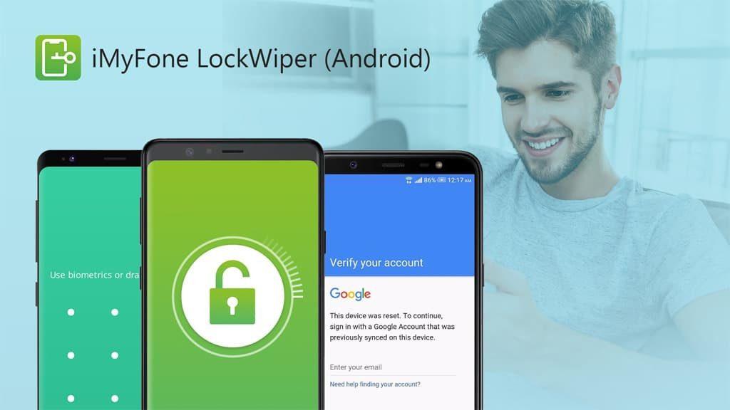 Delete lock password and Google Lock