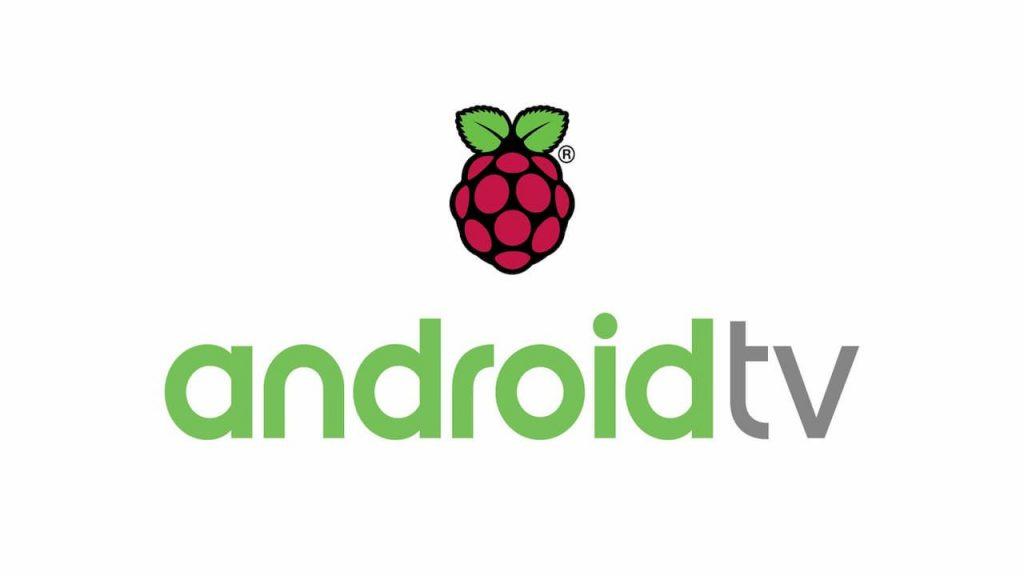 Raspberry Pi Android TV