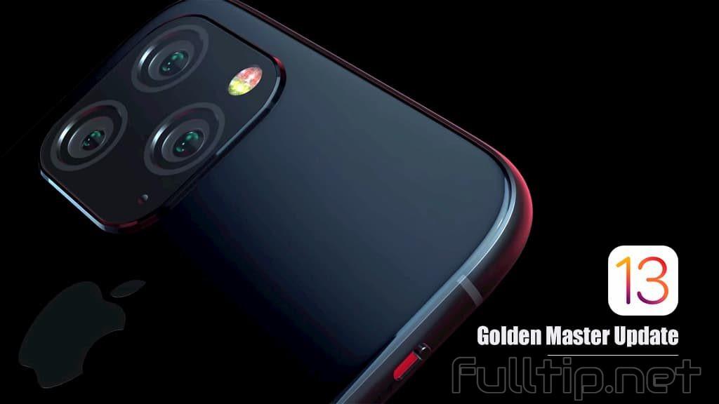ios 13 golden master update