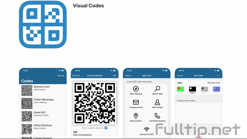 Share WiFi passwords between iPhone and Android using Visual Codes