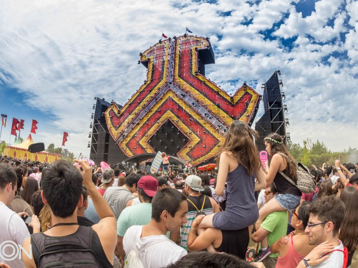 Defqon.1 Chile 2015