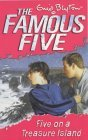 Five on a Treasure Island (The Famous Five, Book 1)