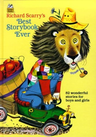 Photo, cover of Richard Scarry's Best Storybook Ever
