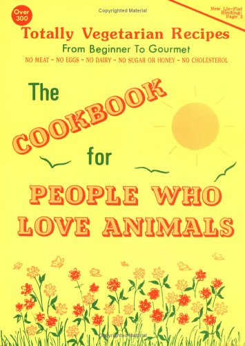 The Cookbook for People Who Love Animals