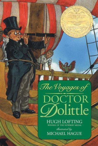The Voyages of Doctor Dolittle (Books of Wonder)