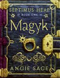 Magyk (Book I), image courtesy of Goodreads..