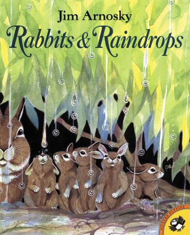 Rabbits and Raindrops (Picture Puffins)