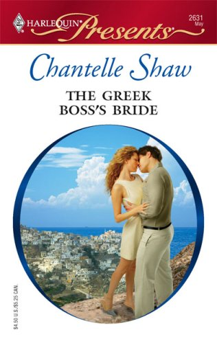 The Greek Boss's Bride (Greek Tycoons) (Harlequin Presents, #2631)