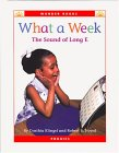 What a Week: The Sound of Long E (Wonder Books