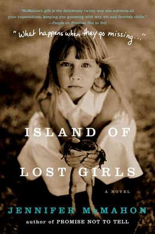 book cover image of Island of Lost Girls