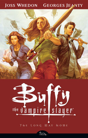 Buffy the Vampire Slayer: The Long Way Home (Season 8, Vol. 1)