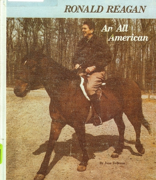 Ronald Reagan--An All American (Picture Story Biographies Series)