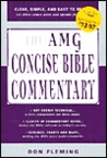 The Amg Concise Bible Commentary