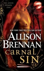 Carnal Sin (The Seven Deadly Sins, #2)