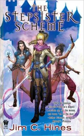 Stepsister Scheme by Jim C. Hines