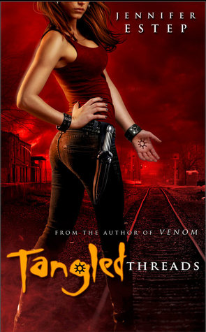 Tangled Threads (Elemental Assassin #4) by Jennifer Estep
