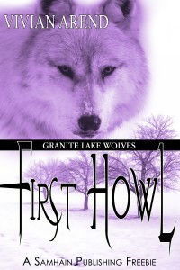 First Howl (Granite Lake Wolves, #2.1)