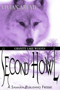 Second Howl (Granite Lake Wolves, #2.2)