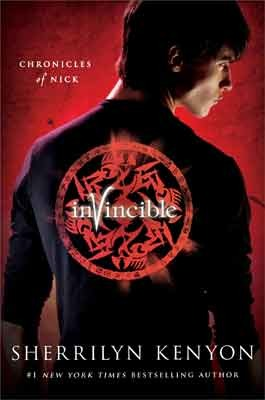 Invincible  (Chronicles of Nick #2) by Sherrilyn Kenyon