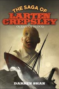Ocean of Blood (The Saga of Larten Crepsley #2) by Darren Shan