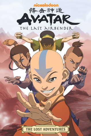 The Last Airbender: The Lost Adventures