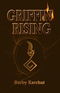 Griffin Rising by Darby Karchut