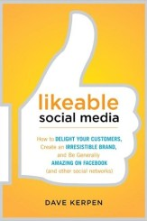 Cover of Likeable Social Media