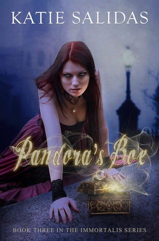 Pandora's Box (Immortalis, #3)