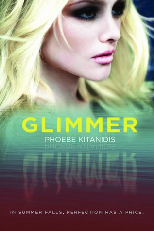 Book cover for Glimmer by Pheobe Kitanidis