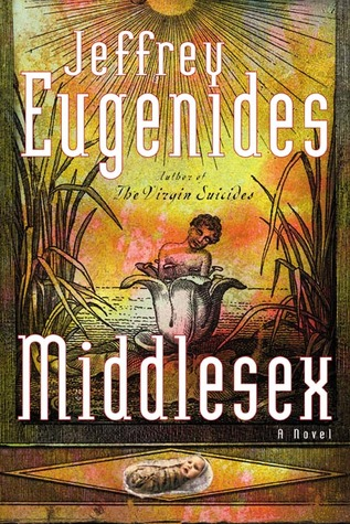 Jeffrey Eugenides Middlesex cover
