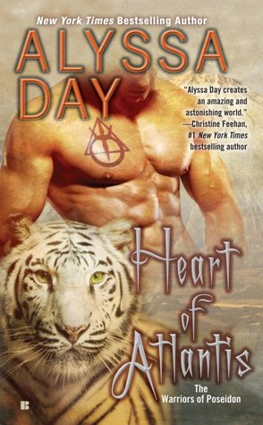 Heart of Atlantis (Warriors of Poseidon, #8)