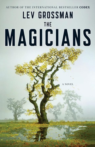 Cover of The Magicians by Lev Grossman