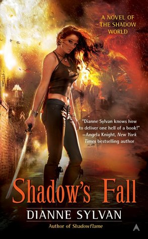Shadow's Fall (Shadow World #3) by Dianne Sylvan
