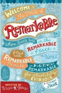 Book cover for Remarkable by Lizzie K. Foley