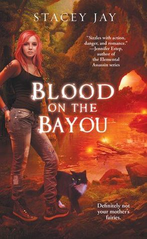 Blood on the Bayou (Annabelle Lee, #2) by Stacey Jay