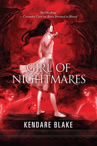 The Girl of Nightmares