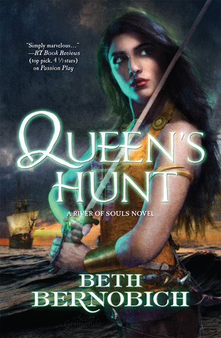Queen's Hunt (River of Souls Series, #2)