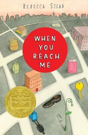 Book cover for When You Reach Me by Rebecca Stead