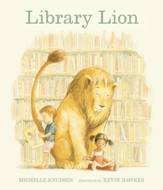 Library Lion Cover Image